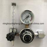 Regulador claro do gás do argônio do regulador do gás do medidor de fluxo do dever