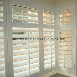 89mm 114mm Real Basswood Shutters Quality Shutters (SGD-S-5856)