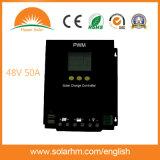 Cargador de la visualización 12V/24V/48V/96V 30A/40A/50A/60A/80A PWM del LCD/regulador solares inteligentes de la carga