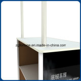 2017 New Design Iron Material Promotion Desk