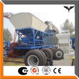 Yhzs50 Mobiele Concrete het Mengen zich Installatie, Concrete het Groeperen Installatie