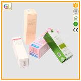 Die kundenspezifischen Kosmetik, die Kasten für Haut-Sorgfalt verpacken, stellten in preiswerten Preis ein