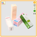 Estetiche di plastica su ordinazione che impaccano casella per profumo, mascherina, insieme di cura di pelle