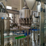 Máquina de rellenar pura del agua mineral del agua de la botella plástica automática de la bebida