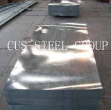 0.8/1.0/1.2mm galvanisierten Stahlplatte/galvanisierte flache Stahlplatte