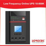 무정전 전원 장치 120kVA에 800kVA (기계 >94%의 효율성 및 ECO 최빈값에서 범위 98%)