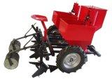 Kleiner Traktor hing 1 Reihen-Bonbon-Kartoffelroder ein