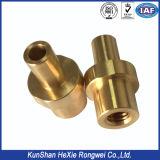 Messingschrauben-Metall, das Teile für CNC-Teile stempelt
