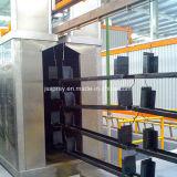 Linha de produção automática de tintas com sala de cozedura