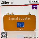 Impulsionador interno do sinal da G/M 900MHz 2g do telemóvel mini com 2 portas da antena