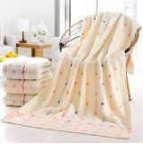 Essuie-main de main blanc d'hôtel de belle de Design100% plaine de coton