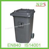 240 Bak van het Afval van de Bak van het Huisvuil van de liter de Openlucht Plastic