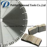 Het gespleten Scherpe Segment van de Diamant voor de Marmeren Steen van het Graniet versterkt het Blad van de Zaag van de Betontegel