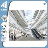 El grado 30 y la anchura 1000m m del paso de progresión de Vvvf utilizaron para la escalera móvil de la alameda de compras