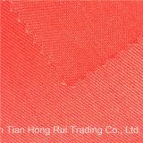 Tissu 100% ignifuge de couleur de tissu de coton ignifuge gris de tissu pour des vêtements de travail