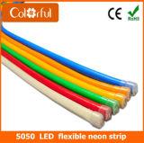 Hete RGB Flex LEIDEN AC230V SMD5050 Van uitstekende kwaliteit van de Verkoop Neon