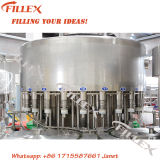 Chaîne de production d'eau embouteillée d'animal familier machine de remplissage automatique