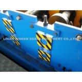 Galvanisierte Stahlsolarzahnstangen-Rolle, die Maschine bildet