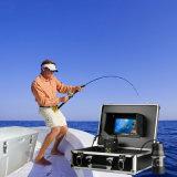 20mケーブルが付いている水中魚のカメラカラー魚のモニタは360度回る