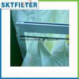 Filtre à manches matériel non-tissé de poche de filtre à air