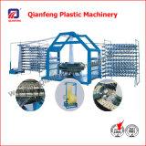 Fabricación de la máquina de telar de tejido circular de plástico China