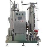 Производственная линия автоматического малого пластичного питья газа бутылки заполняя
