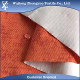 380t impermeabilizzano il tessuto di nylon laminato del taffettà stampato Ripstop per il cappotto
