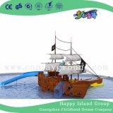 De openlucht Speelplaats van het Water van het Schip van de Piraat van de Speelplaats Houten van de Fabriek van de Speelplaats (hd-5401S)