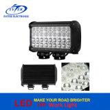 Barra chiara dei veicoli dei ricambi auto LED del faro 9 di pollice 108W del CREE del punto dell'inondazione del lavoro combinato fuori strada dei fasci LED