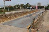 Escala del puente basculante del carro para el proyecto de construcción de la carretera