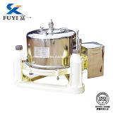 Scrematrice del latte della centrifuga di scarico della parte inferiore della ruspa spianatrice