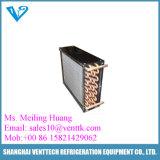 Теплообменный аппарат ребра пробки радиатора охладителя компрессорного масла воздуха