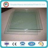 verre à vitres clair de 1-2mm/glace mince