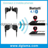 Fone de ouvido sem fio do esporte dos auriculares de Bluetooth para o iPhone Samsung LG