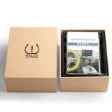 Het Androïde Systeem van de Navigatie van TPMS USB APP met het Menselijke Alarm van de Stem 4sensors
