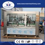 Machine Laver-Remplir-Recouvrante de l'eau de Monoblock pour la boîte en fer blanc