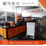 China-vollautomatischer Kettenlink-Zaun-Maschinen-Preis mit Cer