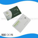 Smart card plástico Printable da proximidade do cartão do PVC de Costom