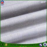 Tissu imperméable à l'eau tissé de rideau en arrêt total de franc de tissu de polyester de tissu pour le guichet et le sofa