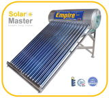 Riscaldatore di acqua solare di pressione di alta efficienza 2016 non