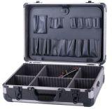 Aluminiumhilfsmittel-Kasten mit Hilfsmittel-Ladeplatte u. justierbarem Fach