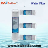 """Filtro em caixa de água """" 20 """" do CTO 10 para o tratamento da água"""