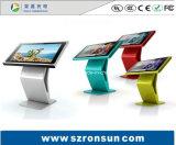 tacto interactivo completo LCD de 42inch 55inch HD Digitaces que hace publicidad de la pantalla del jugador