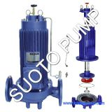 통조림으로 만들어진 모터 원심 펌프 (SPG)