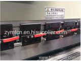 Máquina de dobra hidráulica (wc67k-200t*5000) com CE e certificação ISO9001