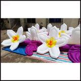 結婚式の装飾のための膨脹可能な花鎖
