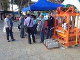 Machine de moulage de bloc de machine de la colle de la petite entreprise Qtj4-40