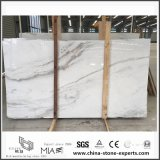 Schönes New Home Decor mit White Marble für Kitchen/Bathroom Floor/Wall