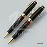 China Metal Pen Factory Advertizing Gift Pen para Office Supply