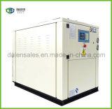 Refroidisseur d'eau refroidi à l'eau d'industrie en plastique avec le certificat d'OIN